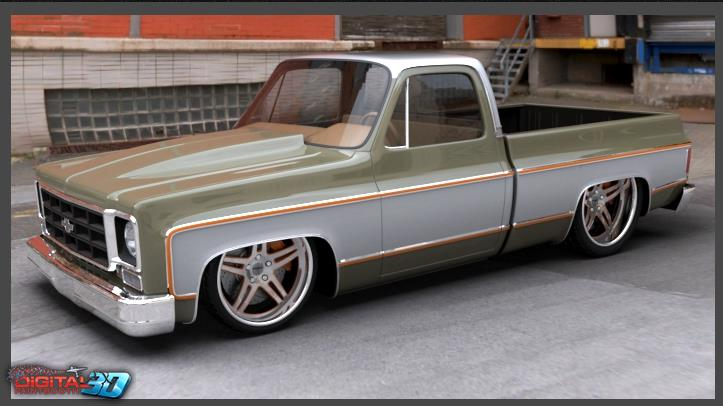 two tone square body gallery